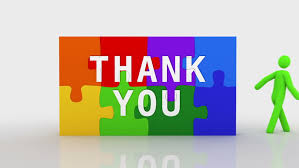 Word Thank You Character Fitting Jigsaw Stock Video Footage 4k And Hd Video Clips