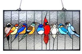 stained glass bird stained glass birds designs