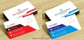 visting card format business card template vol 21 cdr format in begumpet hyderabad