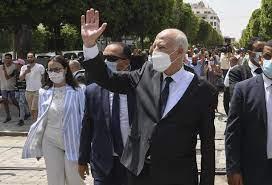 تونس: انقلاب ام اجراءات دستورية   جورج كتن