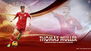 Thomas Müller is a German professional footballer who plays for and  vice-captains Bayern Muni… | Thomas muller, Germany national football team,  German national team