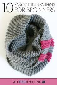 Beginner Knitting Patterns Interesting 48 Best Free Beginner Knitting Patterns Images On Pinterest