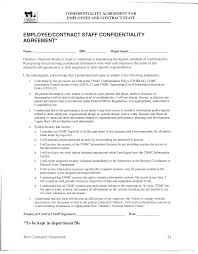 Employee/contract Staff Confidentiality Agreement*