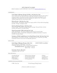 Massage Therapist Resume Sample Resume Peppapp