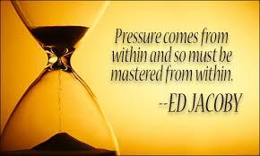 Pressure Quotes Simple Pressure Quotes