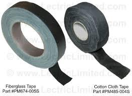 repair components wiring harness repair cotton cloth fiberglass tape