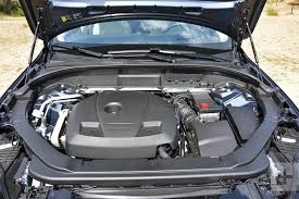 2018 volvo engines. wonderful 2018 close up of the 2018 volvo xc60u0026039s midrange t6 engine for volvo engines