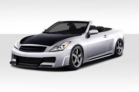 infiniti g37 convertible black. image is loading duraflexgcoupeq60convertibleelitebodykit infiniti g37 convertible black