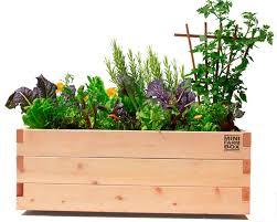 garden planters. Rolling Patio Box Garden Planters P