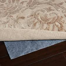 rug pad for carpet rug pad on carpet
