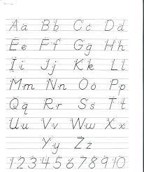 Printable Calligraphy Letters C Woodnartstudio Co