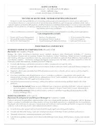 Recruiting Resume Gorgeous Staffing Agency Recruiter Sales Resume Sample Example Prep Examples