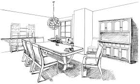 Collection Living Room And Dining Room Designs Pictures  Home Drawing And Dining Room Designs
