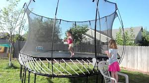 Free Spring Springfree Trampoline Customer Testimonials Youtube