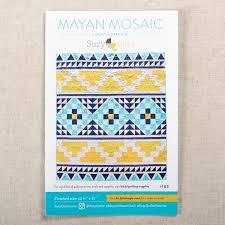 Mayan Patterns Gorgeous Mayan Mosaic Quilt Pattern Fancy Tiger Crafts
