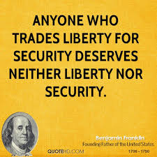 Security Quotes Delectable Benjamin Franklin Quotes QuoteHD