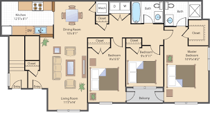 3 Bedroom Apartments In Washington Dc Custom Inspiration