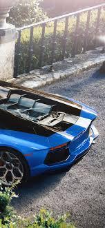 Wallpaper Iphone Blue Lamborghini - 64 ...