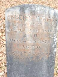 Robert Wray (1806-1871) - Find A Grave Memorial