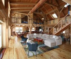 ... Large-size of Splendent Alsso Sofas Ideas Cheap Barn Kits In Wooden  Interior Pole Barn ...