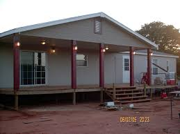 Retro Mobile Homes Mobile Home Deck Designs Deck Plans For Mobile Homes House