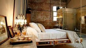 Pallet Bedroom Furniture Diy Pallet Swing Bed Youtube