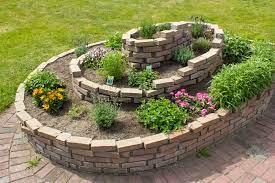 how to build an herb spiral modern farmer