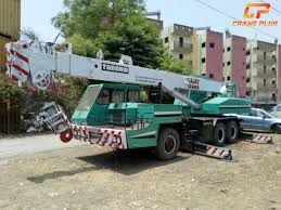 Tadano 250 25 Tons Crane For Sale In Gujarat India