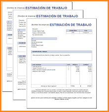 Formato Para Cotizacion De Servicios 12 13 Formatos Para Cotizaciones En Word Sangabcafe Com