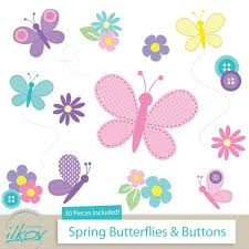 spring butterfly clipart. Perfect Spring Image 0 Throughout Spring Butterfly Clipart S