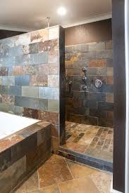 Best Shower No Doors Ideas On Pinterest Bathroom Showers