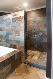 Best Shower No Doors Ideas On Pinterest Bathroom Showers