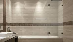 shower curtain sliding bathtub doors tub curtains door glass hinged menards bathroom bath frameless frosted curved