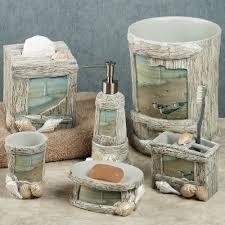 Enjoyable Lighthouse Apothecary Bath Accesories Nautical Bathroom