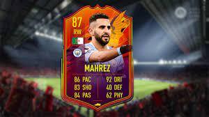 FIFA 21 Headliners Riyad Mahrez SBC Solution - GAMERS ACADEMY