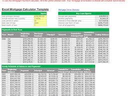 Mortgage Refinance Calculator Excel Loan Payment Calculator Excel Loan Calculator
