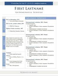 Free Combination Resume Template Custom Free Combination Resume Template Modern Free Combination Resume