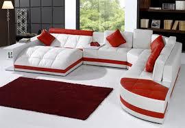 red white sofa.  Sofa Alternative Views To Red White Sofa F