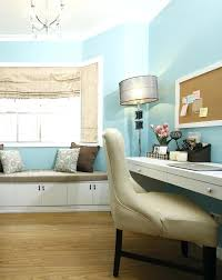 home office magazine. Breathtaking Lovely Blue Home Office Makeover As Seen In Real Living Magazine Decorating