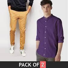 Pant And Shirt Pack Of 2 Stylish Pant Shirt Are Available Pakbazaar Pk