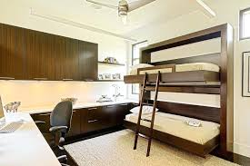 Home office with murphy bed Custom Home Office With Murphy Bed Custom Built Bunk Beds For The Home Office Design Design Group Home Office With Murphy Bed Econize Closets Home Office With Murphy Bed Wall Home Office Murphy Bed Furniture