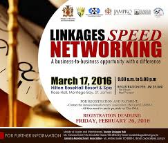 Linkages Speed Networking Ministry Of Tourism