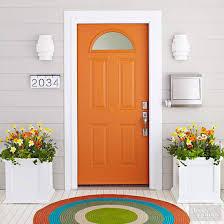 N Better Homes And Gardens Orange Door
