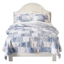 Bohemian Patchwork Quilt Simply Shabby Chic™ Tar