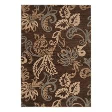 surya rly5022 riley dark brown area rug