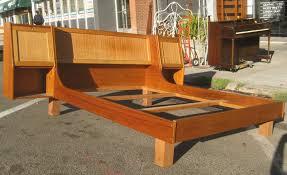 Mid Century Modern Furniture Bedroom Sets Wood Platform Bedroom Sets New Bed Queen Size Frame Headboard
