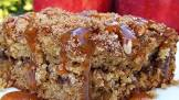 apple butter spice cake