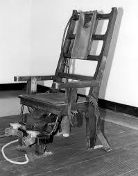 electric chair | The Grove Street Photographer