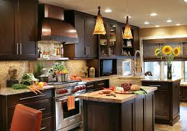 custom kitchen lighting. Maestro Rosolino Cabinets: A Hallmark Of Peter Salerno Inc. Custom Kitchen Design. Lighting O