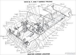 61 f100 wiring diagram trusted wiring diagram 1963 ford falcon generator wiring diagram 1963 ford truck wiring diagrams fordification info the 61 66 in f100 wiring diagram fe